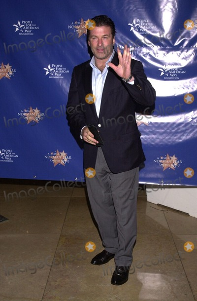 Alec Baldwin Photo - Alec Baldwin at A Toast To Normal Lear by People For he American Way Beverly Hilton Hotel Beverly Hills CA 09-21-02