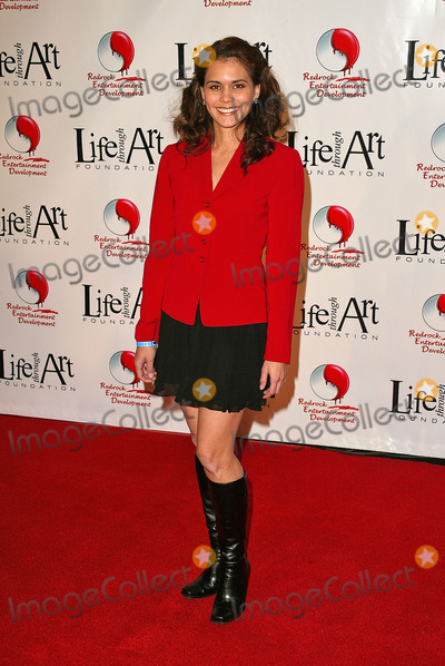 Arloa Reston Photo - Arloa Reston at the Red Party to Benefit the Life Through Art Foundation hosted by the cast of 8 Simple Rules Shrine Auditorium Los Angeles CA 12-04-04