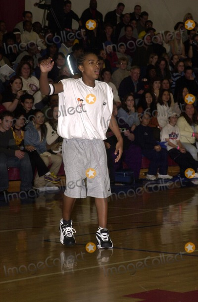 Bow Wow Photo - Lil Bow Wow at the HoopLA celebrity basketball benefit for the Starlight Childrens Foundation Crossroads School Santa Monica CA 03-15-03