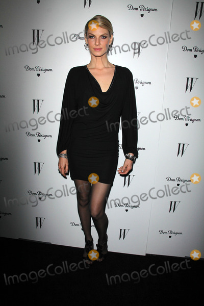 Angela Lindvall Photo - Angela Lindvallat the W Magazine Best Performances Issue Golden Globes Party Chateau Marmont West Hollywood CA 01-13-12