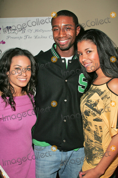 Andre Johnson Photo - Zena Foster Andre Johnson and Shelly Rioat the Top X Calendar Release Pre-Oscar Party hosted by Denyce Lawton and Wesley Jonathan Loggia Hollywood CA 02-23-07
