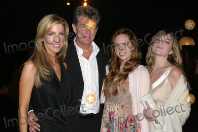 Alicia Jacobs Photo - Alicia Jacobs and David Foster with Erin Foster and Jordan Fosterat the Robb Report Best of the Best Los Angeles Celebration Santa Monica Airport Santa Monica CA 10-15-05