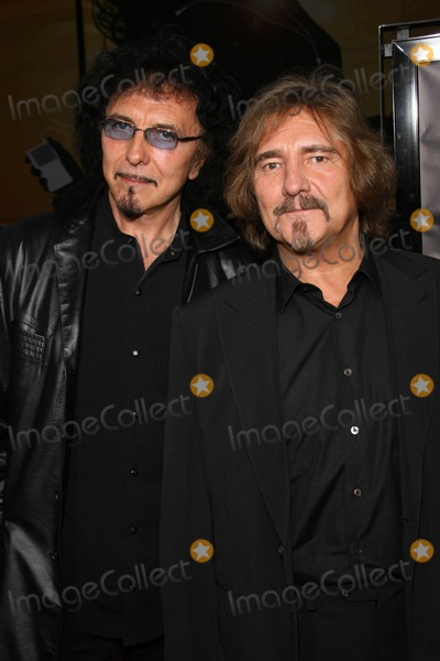 Tony Iommi Photo - Tony Iommi and Geezer Butlerat the Los Angeles Premiere of Iron Man Manns Grauman Chinese Theatre Hollywood CA 04-30-08