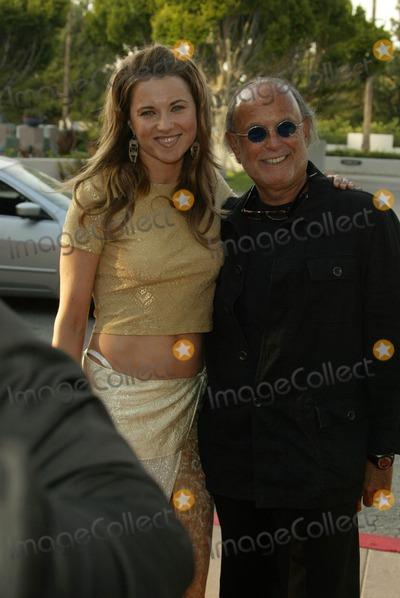 Avi Arad Photo - Lucy Lawless and Avi Aradat the 31st Annual Saturn Awards Universal Hilton Universal City CA 05-03-05