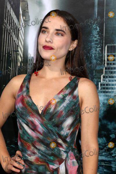 Alix Angelis Photo - Alix Angelisat the Geostorm Premiere TCL Chinese Theater IMAX Hollywood CA 10-16-17