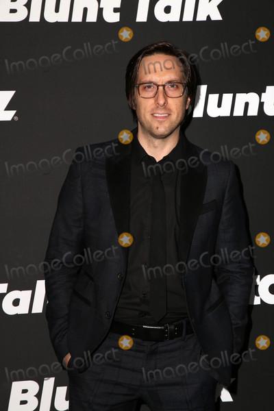 Timm Sharp Photo - Timm Sharpat the Blunt Talk Premiere DGA Theater Los Angeles CA 08-10-15