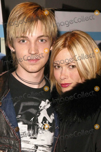 Alex Band Photo - Alex Band and Jennifer Sky at the Fish Without A Bicycle Screening in the Harmony Gold Theater Hollywood CA 02-13-04
