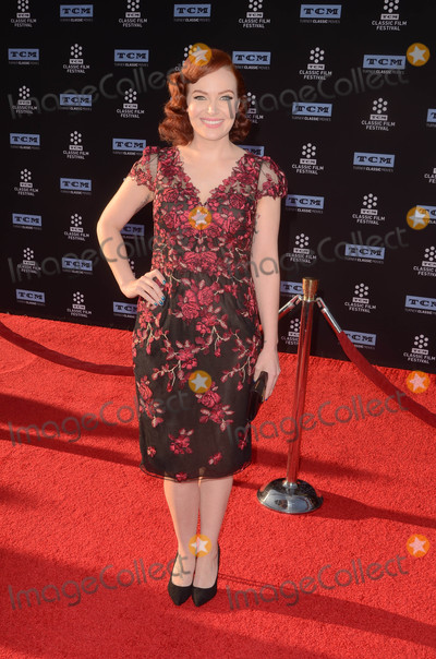 Alicia Malone Photo - Alicia Maloneat the 2017 TCM Classic Film Festival Opening Night Red Carpet TCL Chinese Theater Hollywood CA 04-06-17