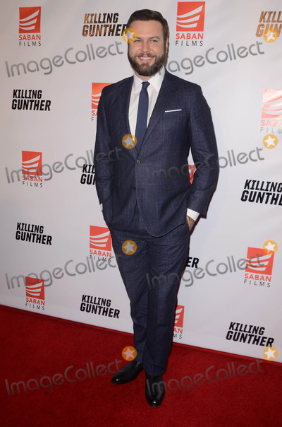 The Kills Photo - Taran Killamat the Killing Gunther Los Angeles Special Screening TCL Chinese 6 Hollywood CA 10-14-17