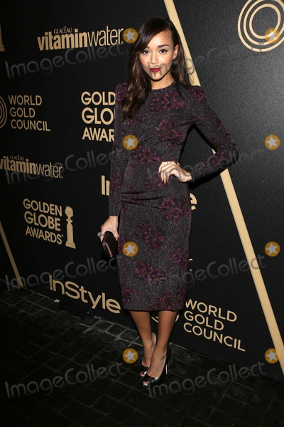 Ashley Madekwe Photo - Ashley Madekweat the Hollywood Foreign Press Association And InStyle Miss Golden Globe 2013 Party Cecconis Los Angeles CA 11-29-12