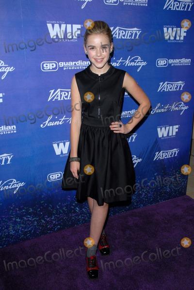 Kiernan Shipka Photo - Kiernan Shipkaat the Variety and Women In Film Pre-Emmy Event Scarpetta Beverly Hills CA 09-21-12