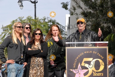 Alex Orbison Photo - Dan Aykroyd with Barbara Orbison Wesley Orbison Alex Orbison Roy Orbison Jrat the induction ceremony for Roy Orbison  into the Hollywood Walk of Fame Hollywood CA 01-29-10