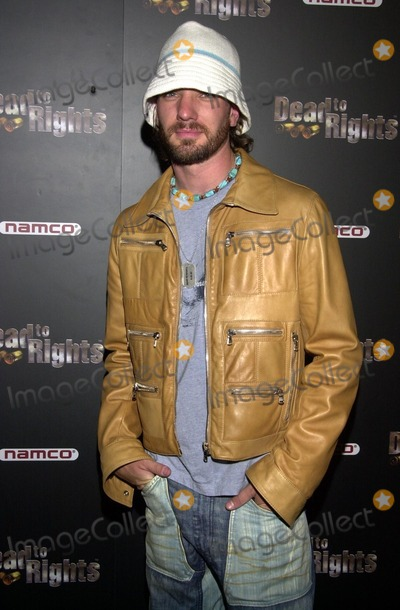 JC Chasez Photo - JC Chasez of NSync at the launch party for the new Namco video game Dead To Rights at a private club in Los Angeles 08-20-02