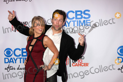 Michael Muhney Photo - Michael Muhney Kim Matulaat the CBS Daytime After Dark Event Comedy Store West Hollywood CA 10-08-13