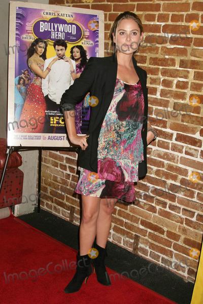Amanda Brooks Photo - Amanda Brooks at the Los Angeles Premiere of Bollywood Hero Cinespace Hollywood CA 07-27-09