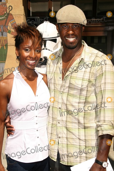 Ahmed Best Photo - Ahmed Best at the US Premiere of Star Wars The Clone Wars Egyptian Theatre Hollywood CA 08-10-08