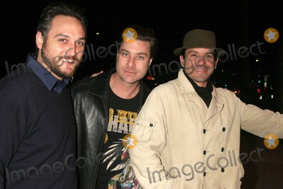 Alex A Quinn Photo - Alex Quinn with Tony Boldi and Jaime Gomez at the Los Angeles screening of One-Eyed Monster Fine Arts Theatre Beverly Hills CA 03-03-08