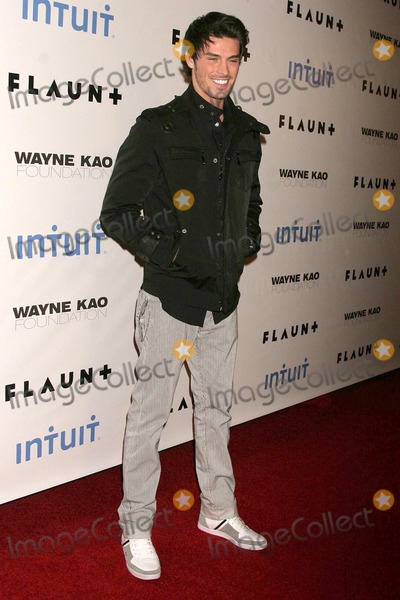 Adam Gregory Photo - Adam Gregory  at Flaunt Magazines 10th Anniversary Party And Holiday Toy Drive Wayne Kao Mansion Homby Hills CA 12-18-08