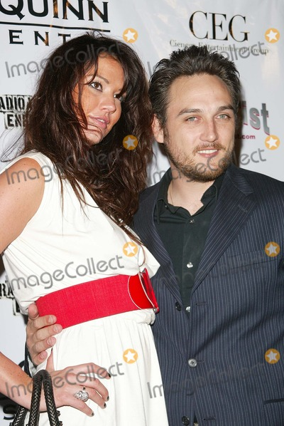 Alex A Quinn Photo - Brittany Brower and Alex Quinnat An Evening of Forbidden Passions Presented by CEG and Alex Quinn Vanguard Hollywood Hollywood CA 05-25-06