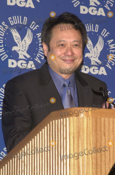 Ang Lee Photo - Ang Lee at the nominations announcement for the 2002 Directors Guild Awards at the Directors Guild of America Hollywood 01-22-02