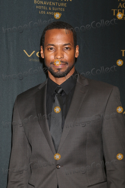 Anthony Montgomery Photo - Anthony Montgomeryat the 43rd Daytime Emmy Creative Awards Press Room Westin Bonaventure Hotel Los Angeles CA 04-29-16