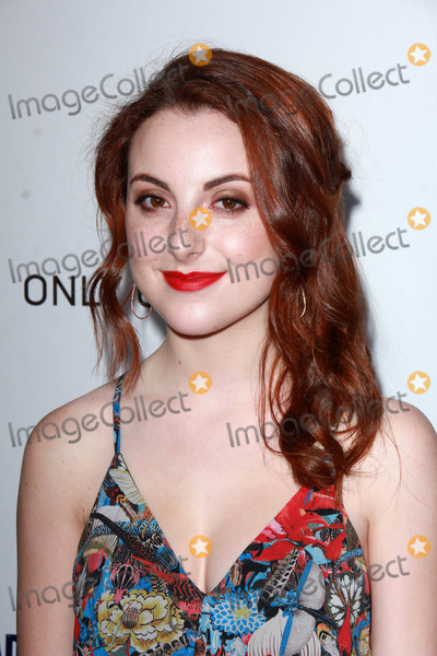 Juliette Goglia Photo - Juliette Gogliaat the Resident Advisors Premiere Paramount Studios Los Angeles CA 03-31-15
