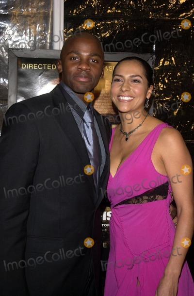 Antwone Fisher Photo - Derek Luke and wife Sophia at an industry screening of Fox Searchlights Antwone Fisher at the AMPAS Samuel Goldwyn Theater Beverly Hills CA 12-19-02