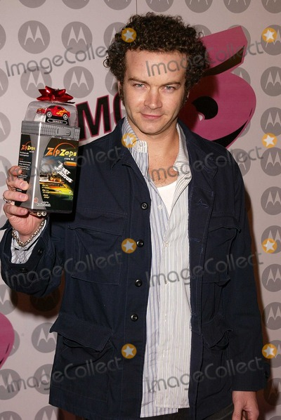 Danny Masterson Photo - Danny Masterson at Motorolas 5th Anniversary Party for Toys for Tots Private Location Culver City CA 12-05-03