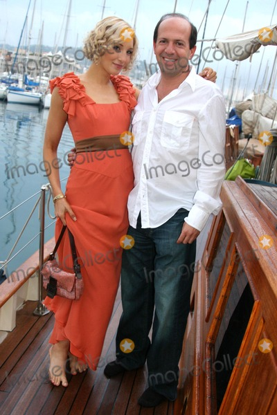 Alexandra Fulton Photo - Alexandra Fulton and Max Gottlieb at the Cedar Lane Yacht Party Cedar Lane Yacht Cannes France 05-18-08