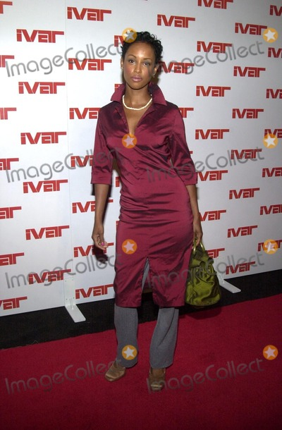 Trina McGee-Davis Photo - Trina McGee-Davis at the Grand Opening of the new nightclub IVAR Hollywood CA 09-27-02
