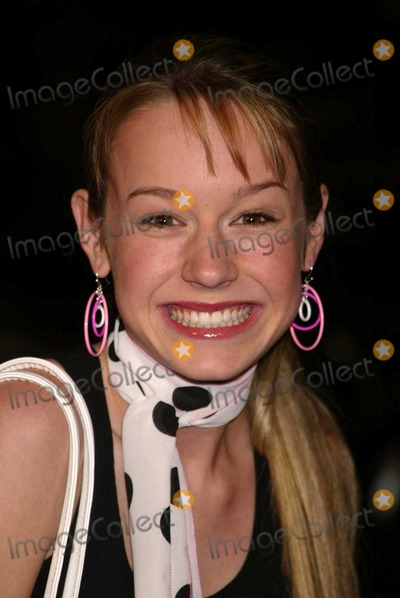 Brie Larson Photo - Brie Larson at the premiere of Eurotrip at the Chinese Theater Hollywood CA 02-17-04