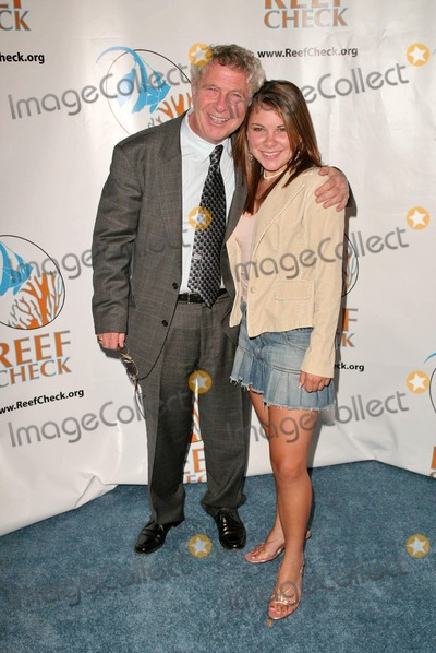 Asia Smith Photo - Asia Smith and her dad Jack at the Reef Rescue 2004 Benefit for the Reef Check Foundation at the Victorian in Heritage Square Santa Monica CA 09-30-04