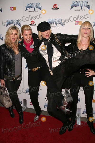 Anvil Photo - Chelsea Girls at the Los Angeles Premiere of Anvil The Story of Anvil The Egyptian Theatre Hollywood CA 04-07-09