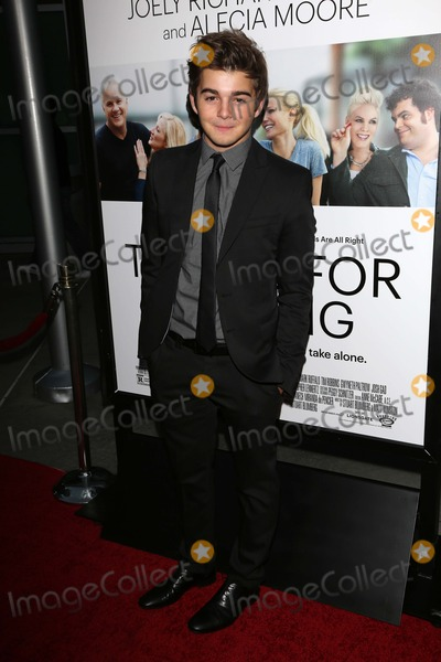 Jack Griffo Photo - Jack Griffoat the Thanks For Sharing Los Angeles Premiere Arclight Hollywood CA 09-16-13
