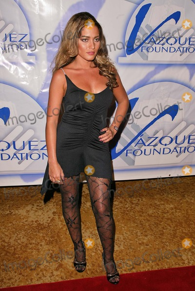 Adriana Fonseca Photo - Adriana Fonseca at The Vazquez Foundation Dinner Awards The Regent Beverly Wilshire Hotel Beverly Hills CA 10-08-04