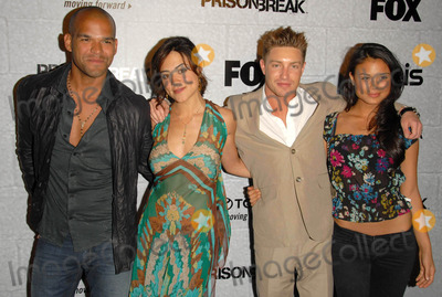 Amaury Nolasco Photo - Amaury Nolasco and Camille Guaty with Lane Garrison and Nathalie Kelleyat the Prison Break End of Season Screening Party Fox Lot Century City CA 04-27-06