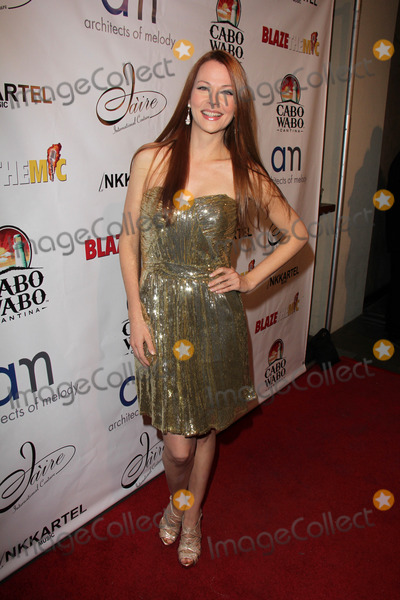 Anna Easteden Photo - Anna Eastedenat the Britticares Toy Drive  Fund Rasier with concert by G Yom Mac Cabo Wabo Hollywood CA 12-15-13