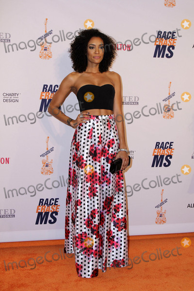 Annie  Ilonzeh Photo - Annie Ilonzehat the 23rd Annual Race To Erase MS Gala Beverly Hilton Hotel Beverly Hills CA 04-15-16