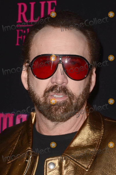 Nicolas Cage Photo - Nicolas Cageat the Mandy Los Angeles Special Screening Egyptian Theater Hollywood CA 09-11-18