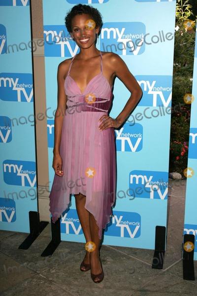 NICOLE PULLIAM Photo - Nicole Pulliamat the MyNetworkTV TCA Presentation featuring the shows Desire and Fashion House The Ritz Carlton Pasadena CA 07-20-06