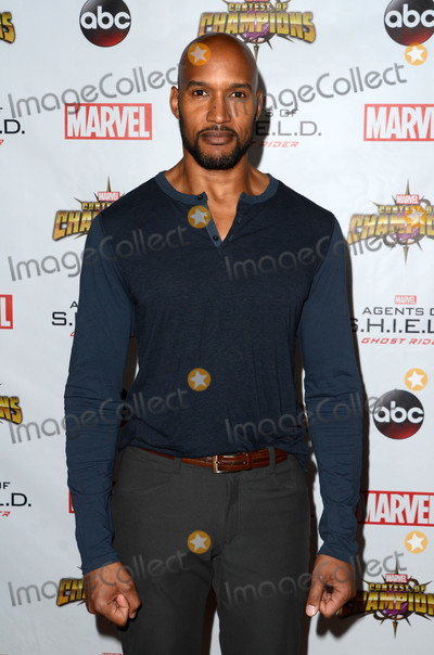 Henri Simmons Photo - Henry Simmonsat the Agents Of SHIELD Season 4 Premiere Pacific Theater Los Angeles CA 09-19-16