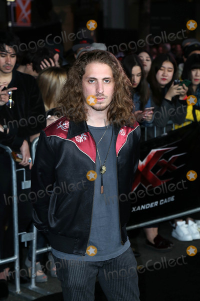Andrew Watt Photo - Andrew Wattat the xXx Return Of Xander Cage Premiere TCL Chinese Theater IMAX Los Angeles CA 01-19-17