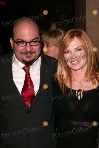 Anthony E Zuiker Photo - Anthony E Zuiker and Marg Helgenberger at the 42nd Annual ICG Publicists Awards Beverly Hilton Hotel Beverly Hills CA 02-22-05