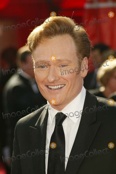 Conan OBrien Photo - Conan OBrien at the 55th Annual Emmy Awards Arrivals Shrine Auditorium Los Angeles CA 09-21-03
