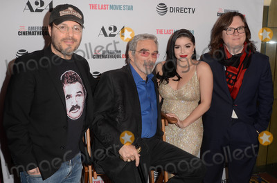 Adam Rifkin Photo - Adam Rifkin Burt Reynolds Ariel Winter Clark Dukeat The Last Movie Star Premiere Egyptian Theater Hollywood CA 03-22-18