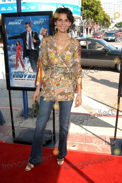 Angie Harmon Photo - Angie Harmon at the Premiere of MGM Agent Cody Banks Mann Village Theatre Westwood CA 03-08-03