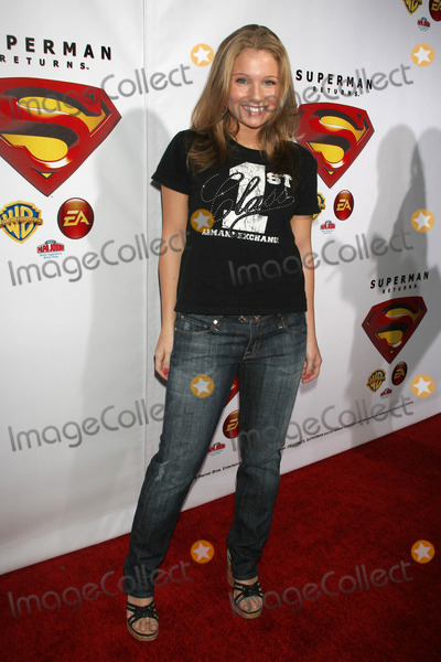 Ashley ROSE Orr Photo - Ashley Rose Orrat the Superman Returns DVD and Video Game Launch Party Social Hollywood Hollywood CA 11-16-06