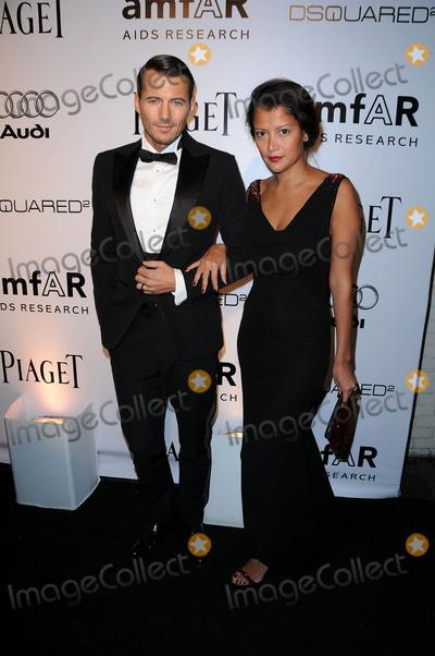 Alex Lundqvist Photo - Alex Lundqvistat amfAR Inspiration Gala Celebrating Mens Style with Piaget and DSquared 2 Chateau Marmont Los Angeles CA 10-27-10