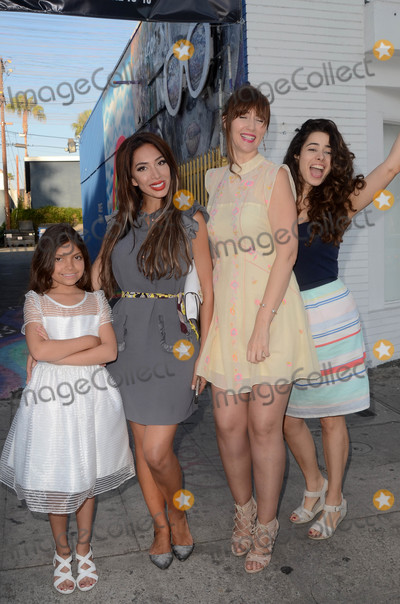 Aurora Photo - Sophia Laurent Abraham Farrah Abraham Leni Rico Aurora Cossioat the world premiere of Muerete Mi Amor at the Concrete Dream Film Festival AC Gallery Hollywood CA 06-15-18