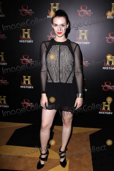 Alix Berg Photo - Alix Bergat the Hatfields  McCoys Pre-Emmy Party Soho House West Hollywood CA 09-22-12